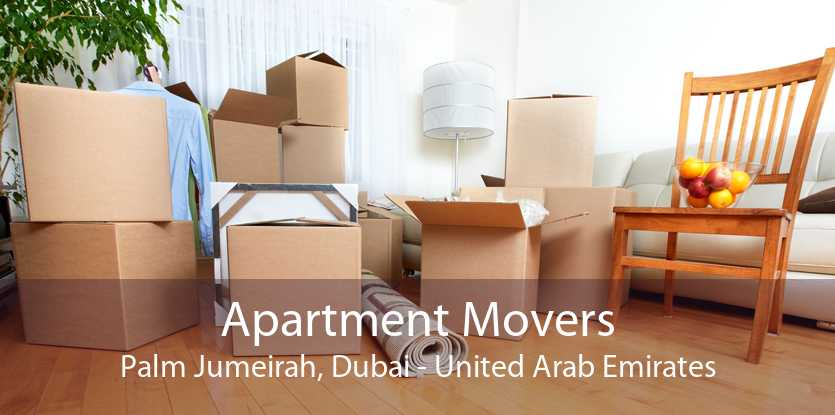 Apartment Movers Palm Jumeirah, Dubai - United Arab Emirates