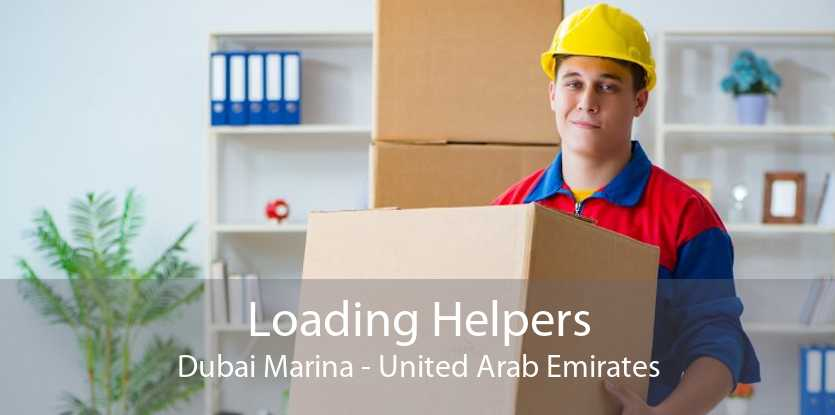 Loading Helpers Dubai Marina - United Arab Emirates