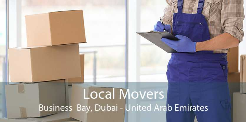 Local Movers Business  Bay, Dubai - United Arab Emirates