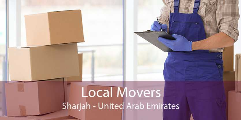 Local Movers Sharjah - United Arab Emirates