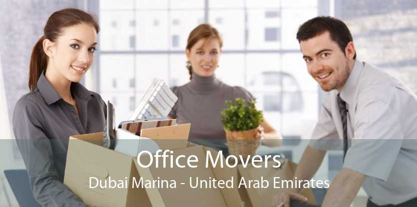 Office Movers Dubai Marina - United Arab Emirates