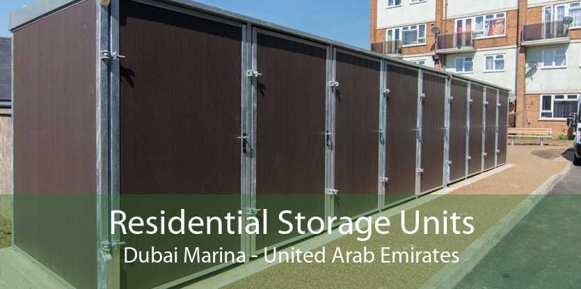 Residential Storage Units Dubai Marina - United Arab Emirates