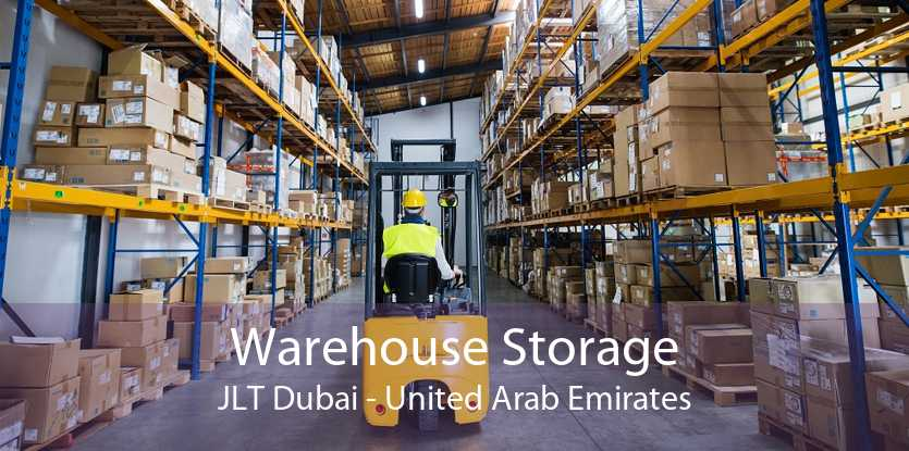 Warehouse Storage JLT Dubai - United Arab Emirates